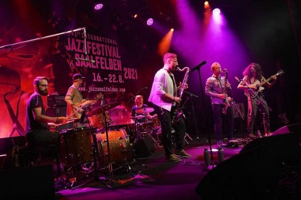 The True Harry Nulz, Main Stage, 41.Jazzfestival Saalfelden, Photo (c) Ralf Dombrowski