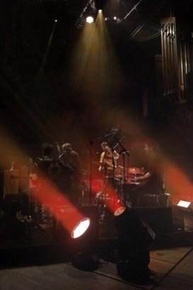 Das Peter Gall Quintet. Foto: TJ Krebs