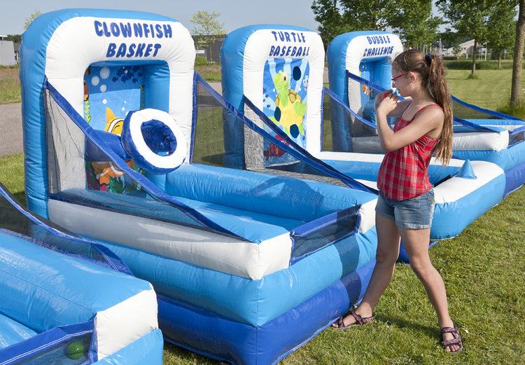 Carnival games Seaworld | Assortment | JB-Inflatables UK