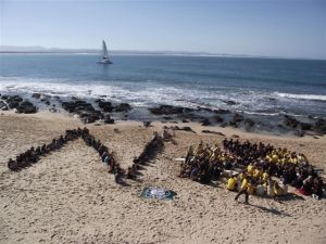 The JBay surf community saw the nuclear deal comingPhoto: Alison Kuhl