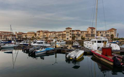 Boats in port. Photo: Stan Blumberg