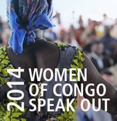 women of congo