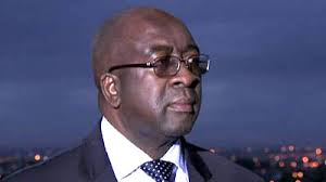 The new Minister of Finance, Nhlanhla Nene