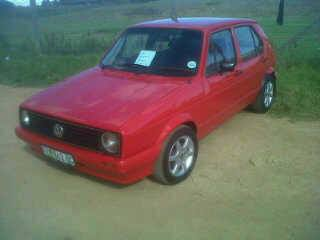 This car has been stolen in Jeffreys Bay