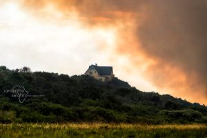 St Francis Bay fire 2016