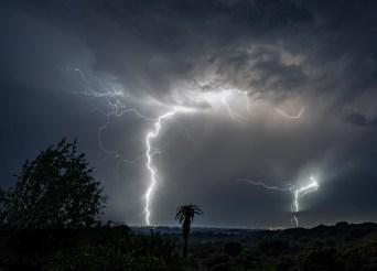 jeffreys bay st francis bay electrical storm