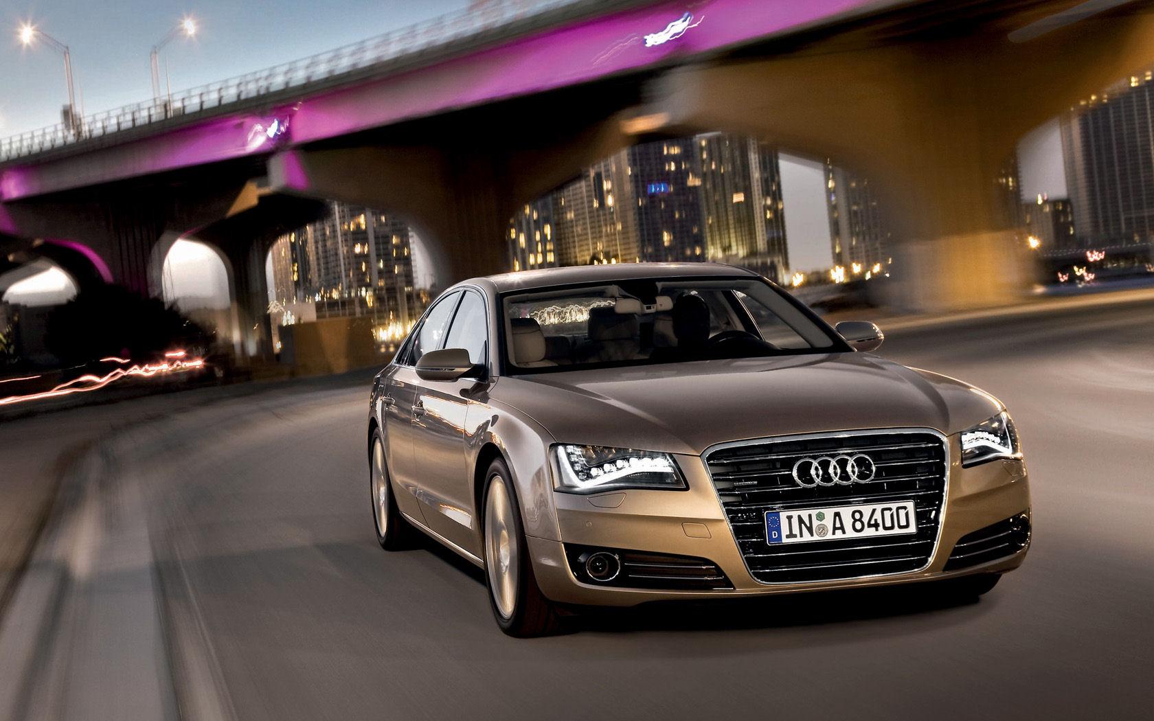 Audi A8 A8L 42 W12 S8 Quattro Free Widescreen