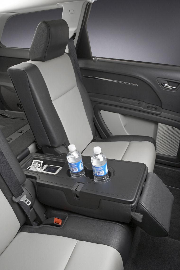 2010 Dodge Journey Interior Picture Pic Image