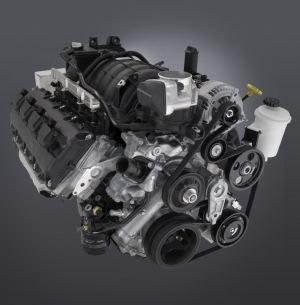 2009 Dodge Ram 1500 Sport 57L V8 Hemi Engine  Picture  Pic  Image
