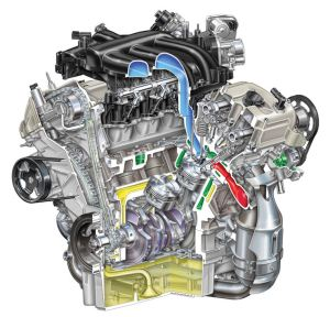 2006 Ford Fusion 30l 6cylinder Engine  Picture  Pic  Image