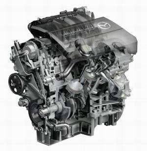 2009 Mazda 6s 37L V6 Engine  Picture  Pic  Image