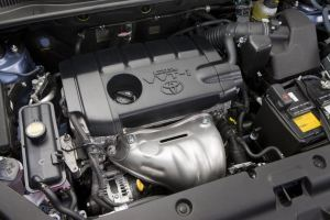 2009 Toyota RAV4 25L 4cylinder Engine  Picture  Pic