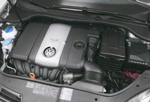 2007 Volkswagen Jetta 25l 5cylinder Engine  Picture