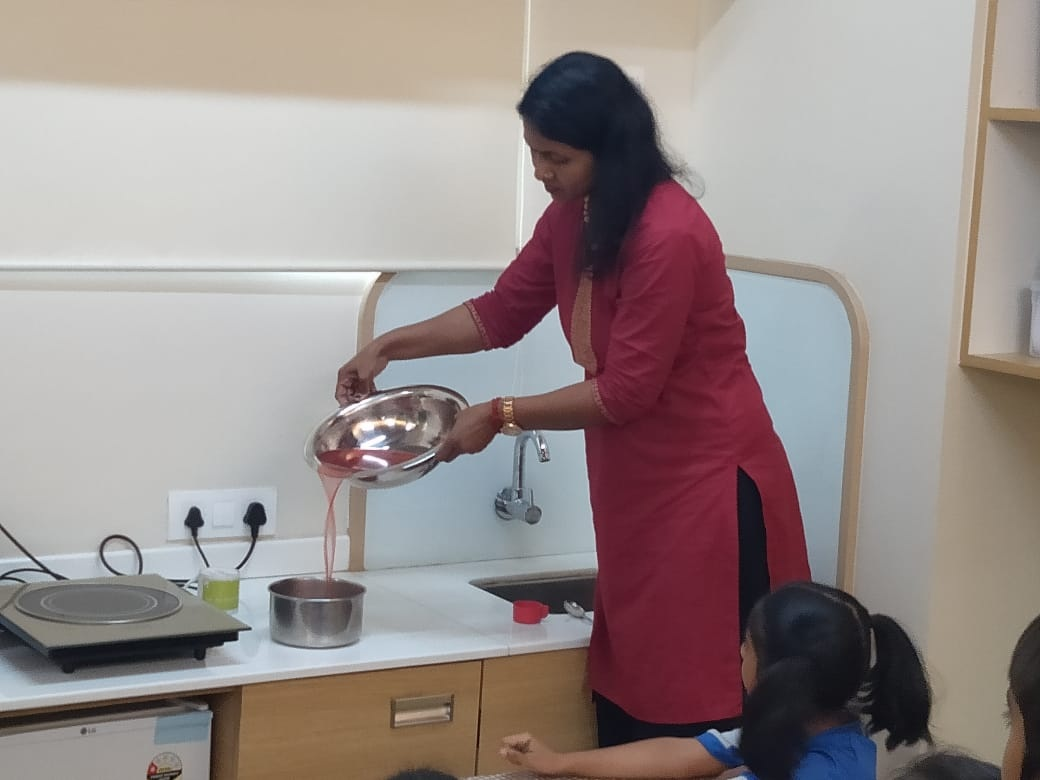 Jelly Making Activity