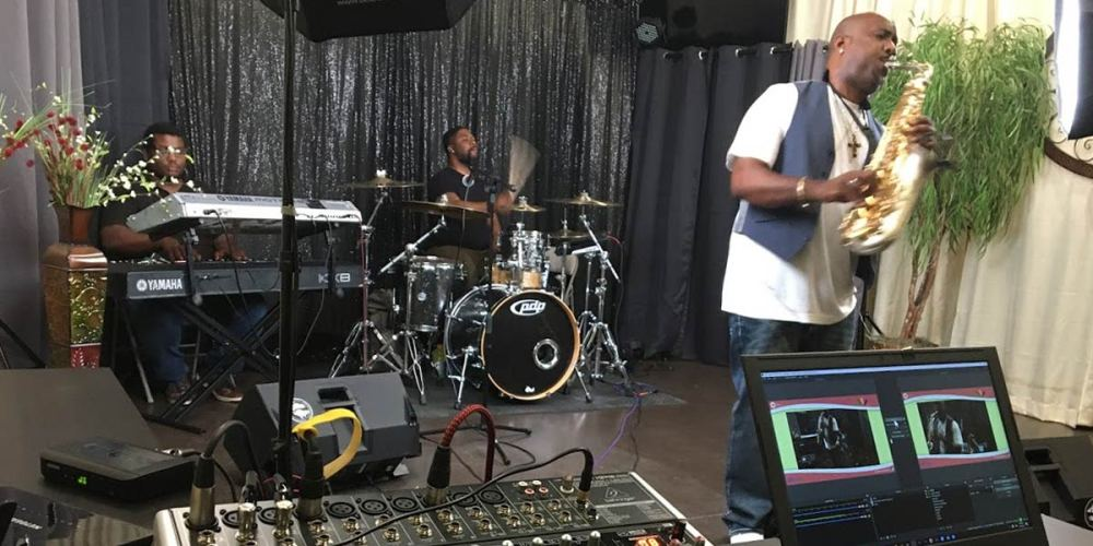 live streaming musical performances