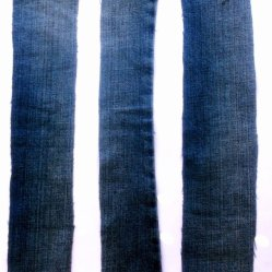 Denim Strips for use with Sugaring Wax