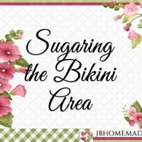 Sugaring the Bikini Area - Sugaring Paste