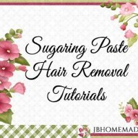 Sugaring Paste Tutorials