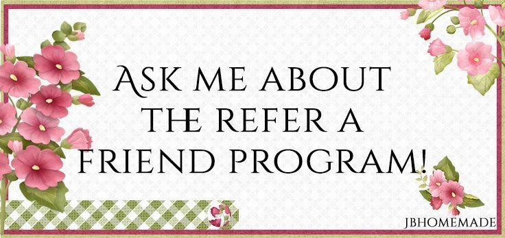 Both you and your friend are rewarded for spreading the word with a special 20% off code! Ask me how