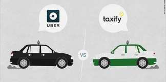 taxify and all digital transports