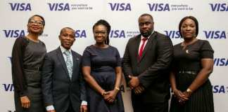 Visa payment systems in Ghana