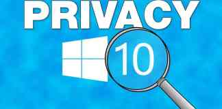 change these 5 privacy settings in Windows 10