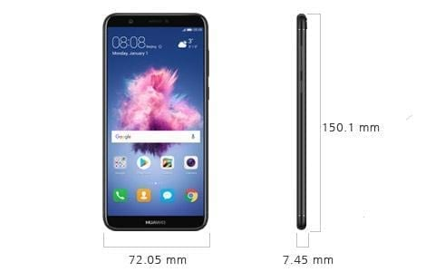 P smart....list and specs of prominent phones Huawei released the previous year, 2018 - alongs side with their prices