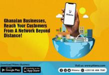 Phlenu Business app is here to expand the reach of businesses in Ghana and increase your bunsiness' growth and income as well....