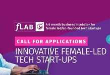 fLab Accelerator: a 6 month programme Ghanaian tech start-ups led by females opens applications to support tech entrepreneurship among women