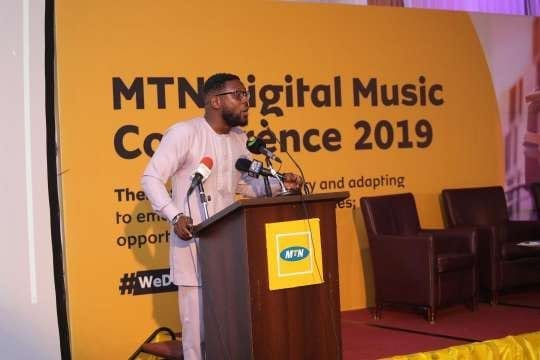 MTN Ghana to create business platforms to help the creative industry take advantage of alternative sources of music creativity and marketing