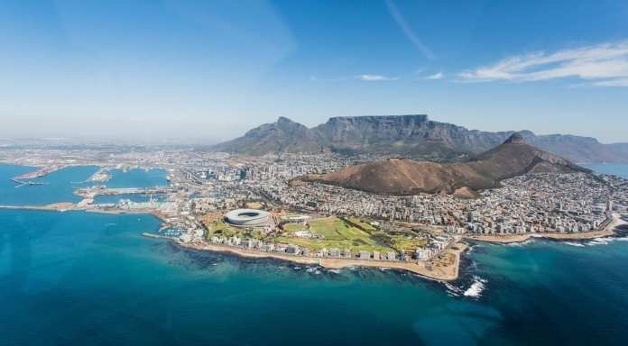planning a holiday in South AfricaCape Town