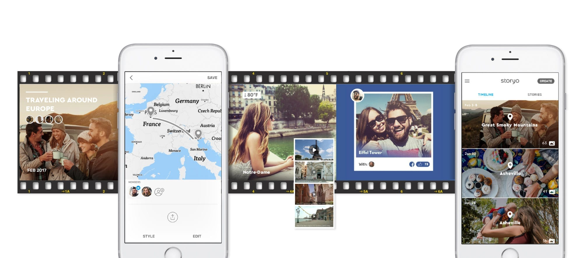 Create exciting video clips from your photos with these 4 apps 3