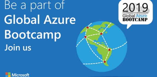 Global Azure Bootcamp 2019, Saturday, April 27