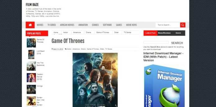 Best free sites to download Game of Thrones Season 8