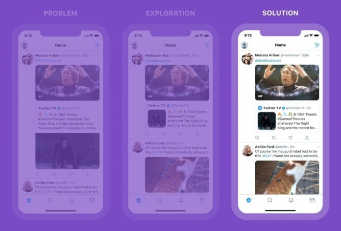 Twitter now allows you to add photos, videos, and GIFs to your retweets