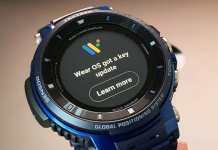 how to update Wear OS on your smartwatch to Wear OS 2.6.