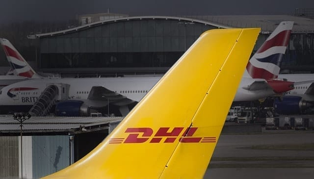DHL launches e-shop app African nations