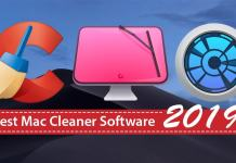 Best Mac cleaner software 2019
