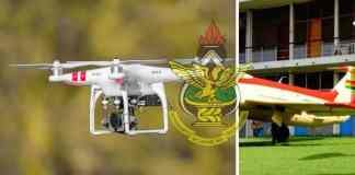 knust drone tech to monitor diseased crops