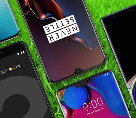 smartphones getting Android 10