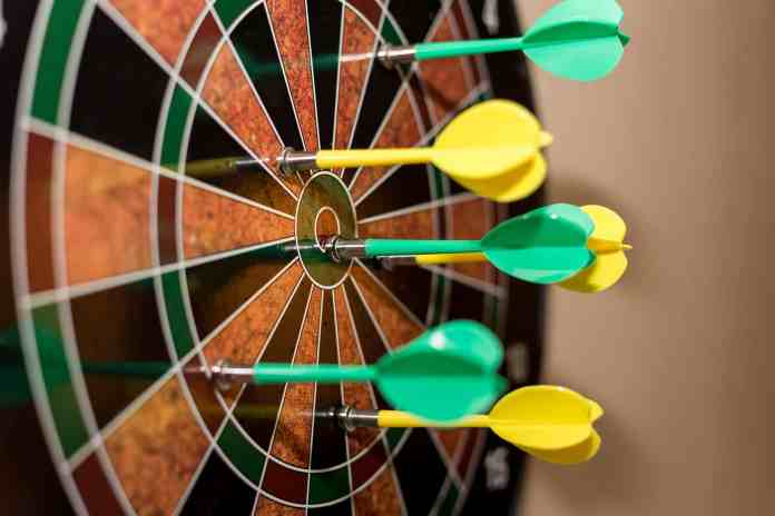 What types of dart boards can you expect to find in the market?