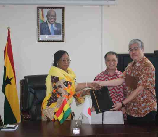 JICA provides scholarship grant to 13 Public Officers