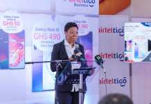 AirtelTigo Business partners with Samsung to launch 'Flexi Plus' smartphone offer For Workers
