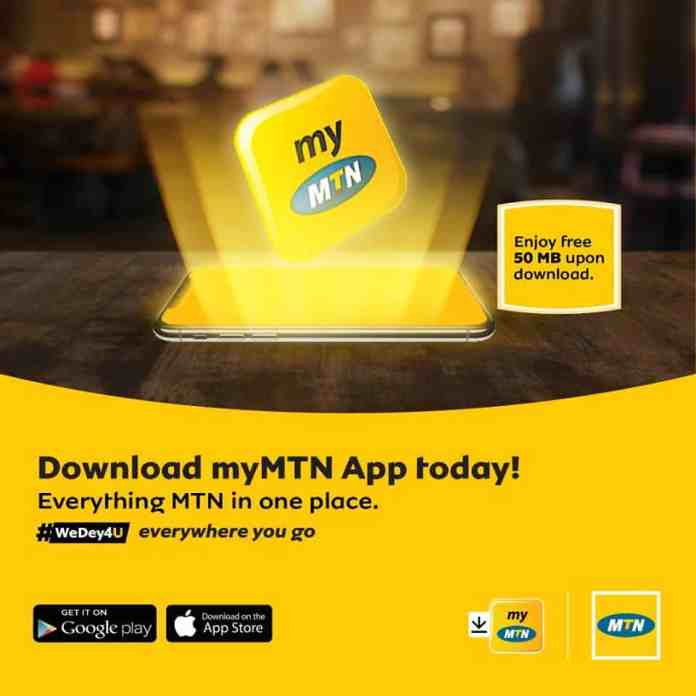 MTN Ghana pushes for convenience for customers with myMTN app