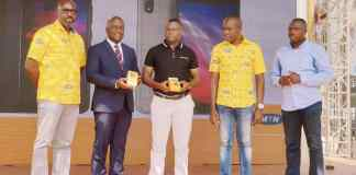 MTN Ghana unveils iPRO Amber 5s and iPRO Amber 5s pro phones