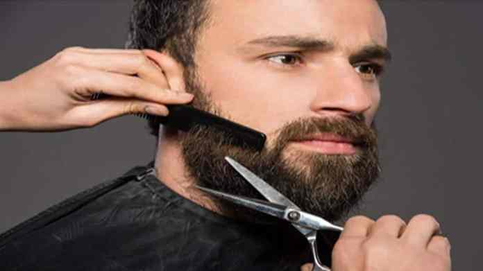 Is it bad to stroke your beard