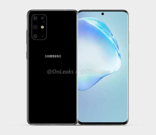 Samsung Galaxy S11 renders: 108MP, 5x telephoto