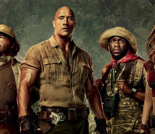 MTN Ghana customers to enjoy exclusive pre-screening of 'Jumanji – The Next Level'