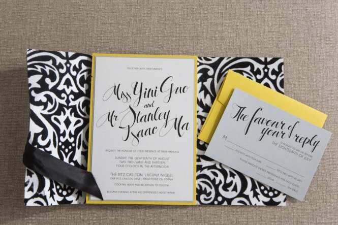 Your Wedding Invitation Stand Out