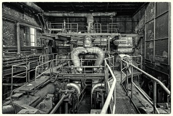 heart of a steam engine